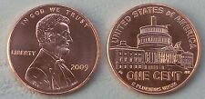 "USA 1 Cent Lincoln 2009 P ""Presidency"" unz."