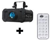 American DJ H2O IR eau effet d'ondulation lumière 12W Projecteur LED lumière H20 + à distance