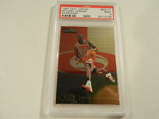 1997-98 UD COLLECTORS CHOICE Starquest #SQ171 MICHAEL JORDAN Bulls - PSA 9 MINT