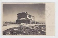 AK Alois Güntherhaus am Stuhleck, Foto-AK 1924