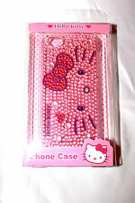 Sanrio Hello Kitty Rhinestone Glam iPhone 5/5S Case Cover