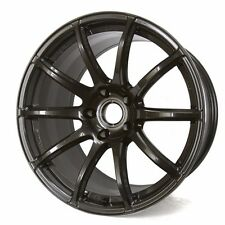 Rays Gram Lights 57TRANSCEND 18X9.5 +39 5x100 Super Dark Gunmetal | WGTRX39DH8