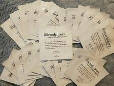 New! Lot of 24 Philosophy The Microdelivery Triple Acid Brightening Peel Pads!