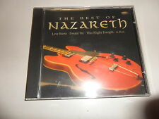 Cd   Nazareth   ‎– The Best Of Nazareth