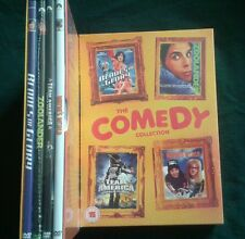 COMEDY DVD  BOXSET (Blades of Glory, Zoolander, Team America, Wayne's World)