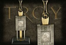 Troy Letter Opener Paris Sword and Shield Licensed Replica by Noble Collection