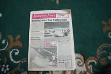 Motoring News 29 June 1978 Aurora F1 Oulton Ypres Rally Gp5 Misano F2 Donington