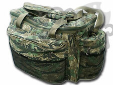 NGT New Large Camo Carryall Holdall Bag For Carp Coarse Sea Fishing Tackle