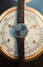 Ancienne montre JUVENIA TURLER a remontage manuel cal 765 vintage watch run grea