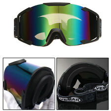 MX Scooter ATV Goggles Motorcycle Motorbike Motocross Dirt Bike Anti-UV Eyewear