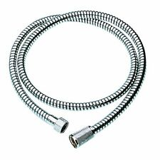 Grohe 28 143 000 59-Inch Duralife Metal Hand Shower Hose, StarLight Chrome