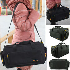 Camcorder Shoulder Bag Handbag Padded For Sony HDV AX 190P 198P 2100E Panasonic