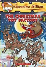 Geronimo Stilton #27 THE CHRISTMAS TOY FACTORY  New PB Imm.P.Qld