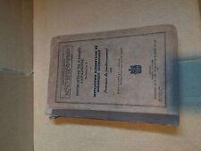Instruction de l'armée canadienne élémentaire mécanique automobile 1942 army