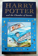 HARRY POTTER AND THE CHAMBER OF SECRETS UK  FIRST EDITION. 1ST PRINT. P/B CEL.