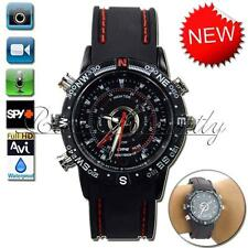 Spy HD Waterproof Wrist DV Watch Camera Digital Video 8GB 1280*960 DVR Camcorder