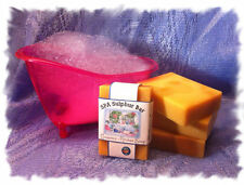 Cinnamon_Kitchen SPA Sulphur Mineral Soap Made in Montana _Handmade Homemade