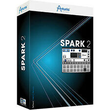 NEW Arturia Spark 2 Drum Production Plug In for Cubase Ableton Pro Tools Logic