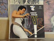 DOROTHY DONEGAN, LIVE - LP T1155