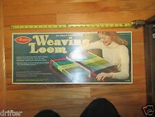 Vintage Avalon 20 inch table top weaving loom no 8190