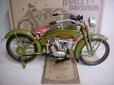 HARLEY DAVIDSON NEW IN BOX 1917 METAL 1/6  MOTORCYCLE BIKE XONEX  L@@K dtd