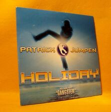 Cardsleeve single CD Patrick Jumpen Holiday 3TR 2007 Jumpstyle