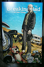 BREAKING BAD COMIC BOOK - OFFICIAL COMIC BOOK (Great Condition)