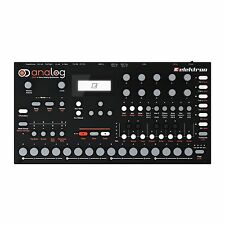Elektron Analog Four 4 Voice Analog Synthesizer Sequencer + Ableton Live 9 Lite