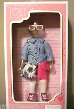 "Lori Doll 6"" Outfit Glam Gal Jeans Shirt Purse Shoes by Our Generation NEW!"