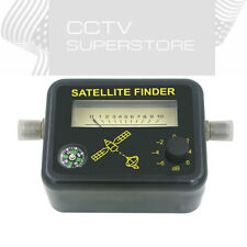 Satellite Signal Finder FTA DIRECTV Strength Meter Dish With COMPASS