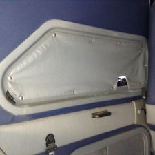 NICE Kenworth T2000 Pair of Gray Upper Sleeper Window Covers