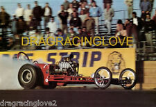"Danny Ongias 1965 ""SlingShot"" Top Fuel Dragster at ""Lions"" PHOTO!"