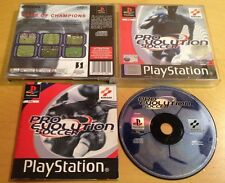 PRO EVOLUTION SOCCER for SONY PS1, PS2 & PS3 COMPLETE WITH FREE P&P by Konami