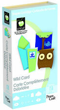 Cricut Wild Card Cartridge - Use With All Cricut Machines Explore Expression