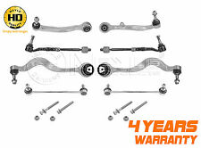 FOR BMW 530D M-SPORT E61 FRONT REAR LOWER WISHBONE CONTROL ARMS LINKS TRACK RODS