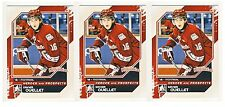 50ct Xavier Ouellet 2010-11 ITG Heroes & Prospects Hockey Rookie RC Lot #183