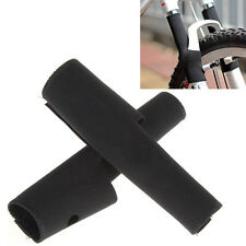 Cycling Bike Bicycle Front Fork Protector Wrap Cover Outdoor Bike Protector pad