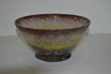 WURTTEMBERG IKORA ART GLASS BOWL