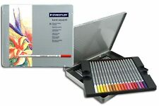 Staedtler Karat Aquarell Professional Watercolour Pencil 36 Colors 125 M36