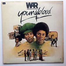 War – Youngblood (Original Motion Picture Soundtrack). Vinyl LP. 1978