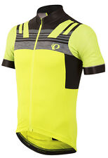 Pearl Izumi 2017 P.R.O. PRO Escape Bike Cycling Jersey Screaming Yellow - Large