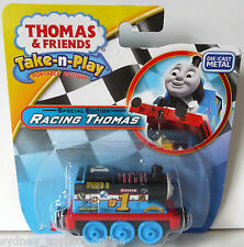 Thomas and Friends Take-n-Play Special Edition Racing Thomas (Limited Time)