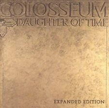 Daughter of Time [Expanded] by Colosseum (CD, Aug-2004, Castle)
