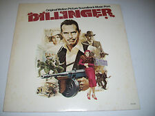 Dillinger Movie Soundtrack Record Vinyl LP Michelle Phillips The Mama & Papas