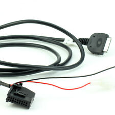 VW Sharan iPhone INPUT ADAPTER INTERFACE CABLE LEAD CAR RADIO IPOD CONNECTOR