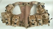 British Military Desert DPM Tactical Vest