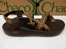 CHACO MENS SANDALS Z/2 CLASSIC FILMSTRIP COPPER SIZE 9