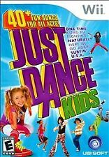 Just Dance Kids Nintendo Wii Children's Game