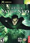 NEW Factory sealed The Matrix Path of Neo for the original XBOX System