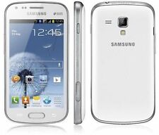 Samsung Galaxy S Duos GT-S7562 Dual SIM Touch Screen Mobile Phone Unlocked white